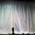 Bâche pour mur de batiment en toile PVC