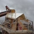 Bache de toit en toile PVC
