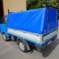 Coffre en toile PVC pour camionnette
