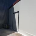 Mur et porte en toile PVC