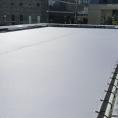 Toit en toile PVC pour protection