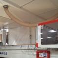 Protection en toile PVC