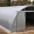 Tunnel d'élevage