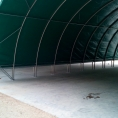 Tunnel de rangement et de stockage